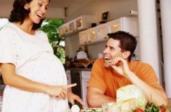 An uong de phong benh khi mang thai  1