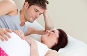 Lam sao de giu chong luc mang thai 1